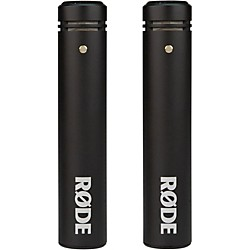 "Rode Microphones M5 Compact 1/2"" Condenser Microphone - Matched Pair (RODM5-MP)"
