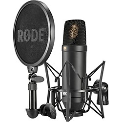 Rode Microphones NT1 Condenser Microphone Package (NT1 Kit)