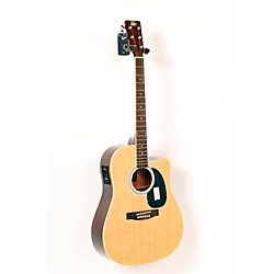 Rogue Dreadnought Cutaway Acoustic-Electric Guitar (USED005412 SO-069-RADEQ-C)