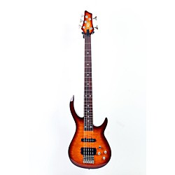 Rogue LX405 Series III Pro 5-String Electric Bass Guitar (USED005118 LX405TSB)