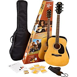 Rogue RD80PK Dreadnought Acoustic Guitar Pack (RD80PK)