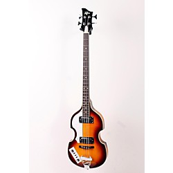 Rogue VB100LH Left-Handed Violin Bass Guitar (USED005020 VB100VS-LH)