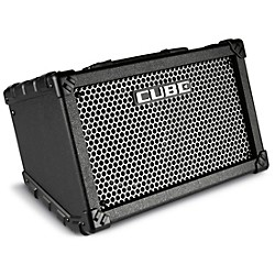 Roland CUBE Street Battery Powered Stereo Guitar Combo Amp (CUBE-ST)