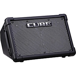 Roland Cube Street EX Battery Powered Stereo Guitar Amplifier (CUBE-ST-EX)