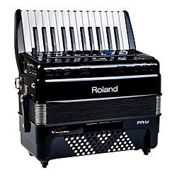 Roland FR-1x V-Accordion (Piano Style) (FR-1X-BK)