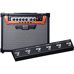 Roland GA-112 1X12 100W Guitar Combo Amplifier w/ Footswitch (GA-112C-GC)