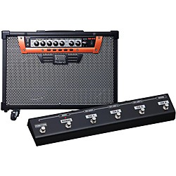 Roland GA-212 2X12 200W Guitar Combo Amplifier w/ Footswitch (GA-212C-GC)
