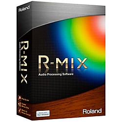 Roland R-MIX Audio Processing Software (R-MIX)