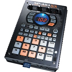 Roland SP-404SX Portable Sampler with Effects (SP-404SX)