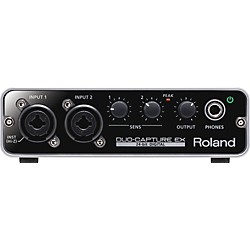 Roland UA-22 DUO CAPTURE  EX USB Audio/MIDI Interface (USED004000 UA-22)
