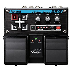Roland V-Guitar Space Guitar Effects Pedal (GR-S)