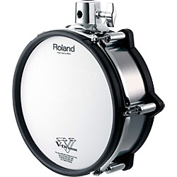 "Roland V-Pad 10"" Tom for TD-30KV Black Chrome (PD-108-BC)"
