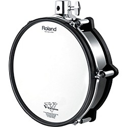 "Roland V-Pad 12"" Tom for TD-30KV Black Chrome (PD-128-BC)"