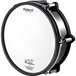 Roland V-Pad Snare for TD-30KV Black Chrome (PD-128S-BC)