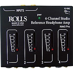 Rolls HA43 Stereo Headphone Amp (USED004000 HA43)