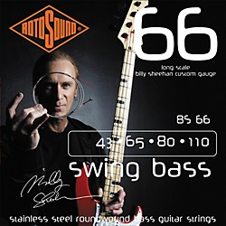 Rotosound BS66 Billy Sheehan Bass Strings (BS66)