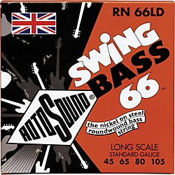 Rotosound RN 66LD Nickel Swing Bass Strings (RN66LD)