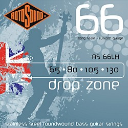 Rotosound RS66LH Bass Strings Long Scale (RS66LH)
