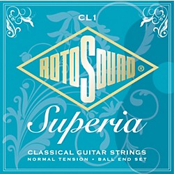 Rotosound Superia Ball End Normal Tension Classical Guitar Strings (CL 1)