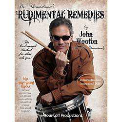 Row-Loff Rudimental Remedies Book (1022)