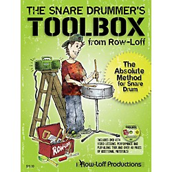 Row-Loff The Snare Drummer's ToolBox Book (1021)