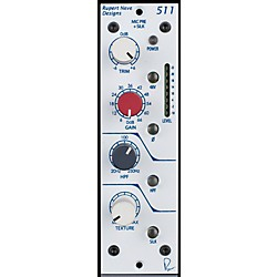 Rupert Neve Designs Portico 511 500 Series Mic Pre with Texture (USED004000 Portico 511)