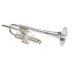 S.E. SHIRES 6MS8-D Custom Series Eb/D Trumpet (6MS8-D SP)