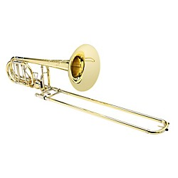 S.E. SHIRES Blair Bollinger Bass Trombone with Axial-Flow F/Flat G Attachment (Bollinger)