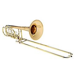 S.E. SHIRES Custom BI 2RM Bass Trombone with Axial-Flow F/Gb Attachment (Shires Custom-BI 2RM)