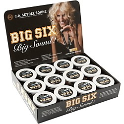 SEYDEL Big Six 12x Blues Classic (16666_DISPLAY)