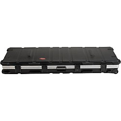 SKB SKB-5817W Slimline 88-Key Keyboard Case with Wheels (1SKB-5817W)