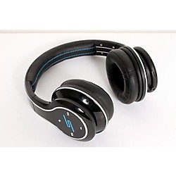 SMS Audio SYNC by 50 Wireless Over-Ear Headphones (USED005001 SMS-WS-BLK)