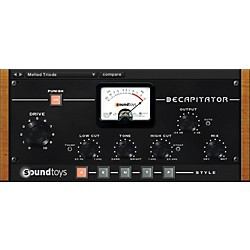 SOUND TOYS Decapitator TDM V4 Software Download (1043-13)
