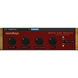 SOUND TOYS Devil-Loc Deluxe Software Download (1043-21)