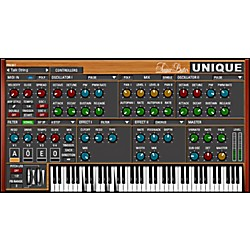 SUGAR BYTES Unique Software Synthesizer (12-41309)