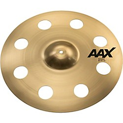 Sabian AAX O-Zone Crash Brilliant Cymbal (21800XB)