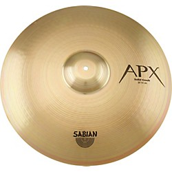 Sabian APX Solid Crash Cymbal (AP2009)
