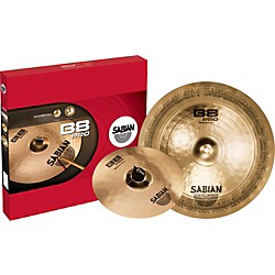 Sabian B8 Pro Effects Pack Brilliant (35005B)