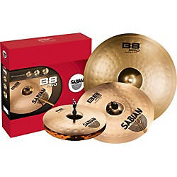 Sabian B8 Pro Performance Set Brilliant (35003B)