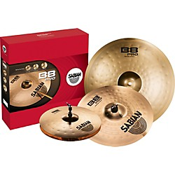 Sabian B8 Pro Rock Set Brilliant (35009B)