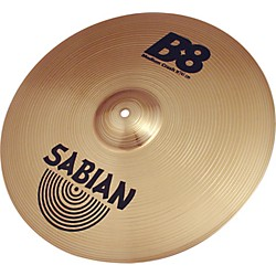 Sabian B8 Series Medium Crash Cymbal (41608)