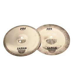 Sabian HH Mid Max Stax Cymbal Pack Brilliant Finish (15005MPMB)