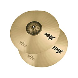 Sabian HH New Symphonic Germanic Orchestral Cymbal Pair (12024XN_71494)