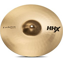 Sabian HHX Evolution Series Crash Cymbal (11606XEB)