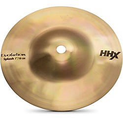 Sabian HHX Evolution Series Splash Cymbal (10705XEB)