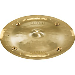 Sabian Neil Peart Paragon Diamondback Chinese - Brilliant (NP2016BD)