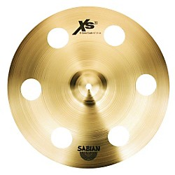 Sabian XS20 Ozone Crash Cymbal with Free Basic Cymbal Bag (XS1600P)