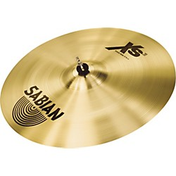 Sabian Xs20 Crash/Ride Cymbal, Brilliant (XS1811B)