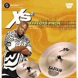 "Sabian Xs20 Effects 2-Pack - 18"" Chinese and 10"" Splash Cymbals (XS5005E)"