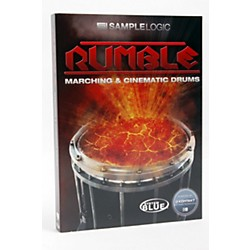 Sample Logic Rumble-Marching & Cinematic Drums (SL-RUM-B)